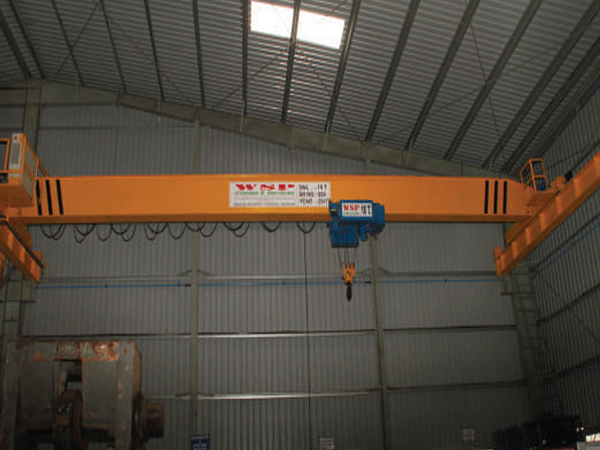 Single Girder Goliath Cranes
